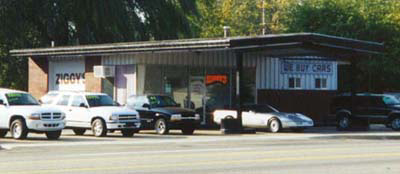 the old Ziggy's Auto on Westnedge across from Meijer