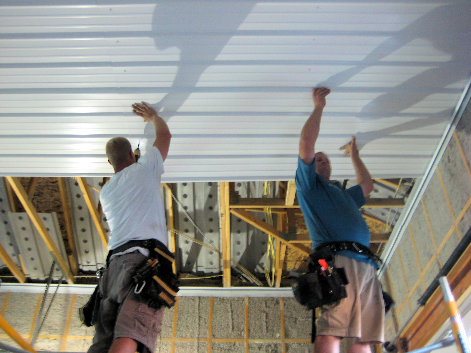 How To Finish A Garage on how to finish basement, how to paint concrete floors, how to organize bins in garage, how to organize your garage, how to finish an attic, how to put your garage in order, how to organize garage space, how to finish drywall,