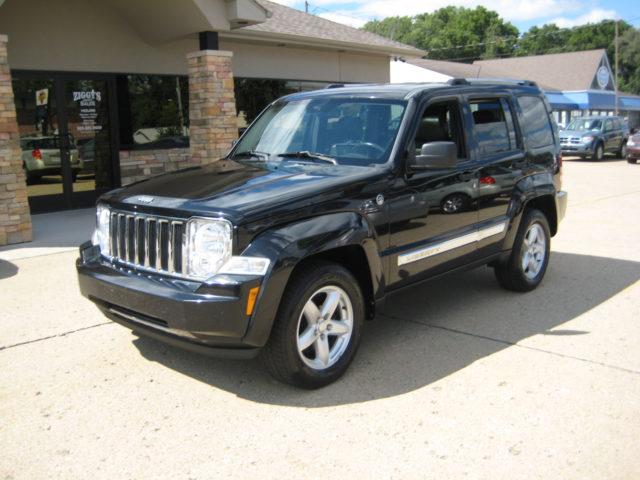 2010 Jeep Liberty Limited 4×4